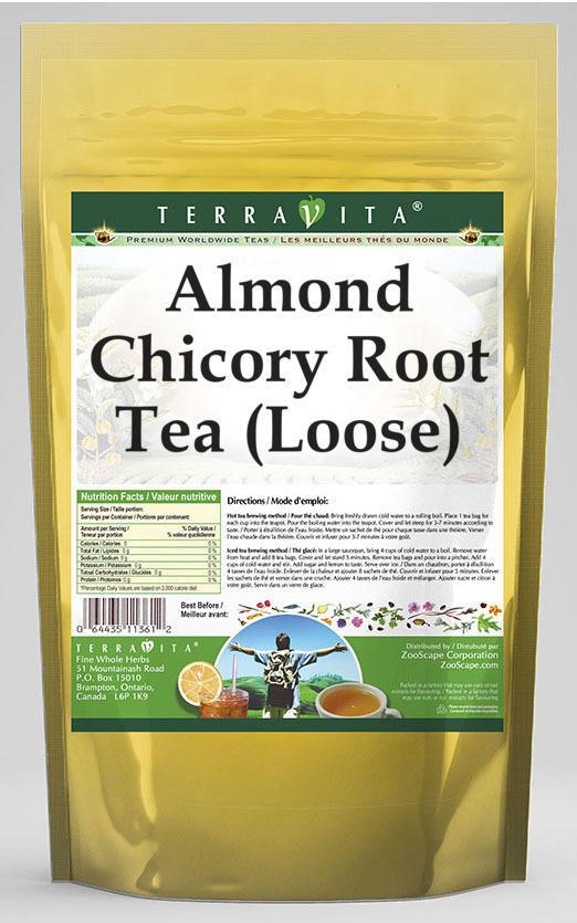 Almond Chicory Root Tea (Loose)