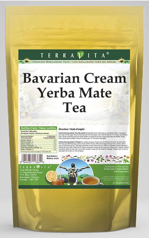 Bavarian Cream Yerba Mate Tea