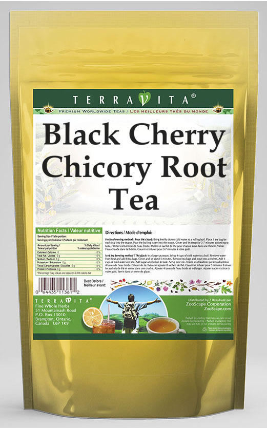 Black Cherry Chicory Root Tea