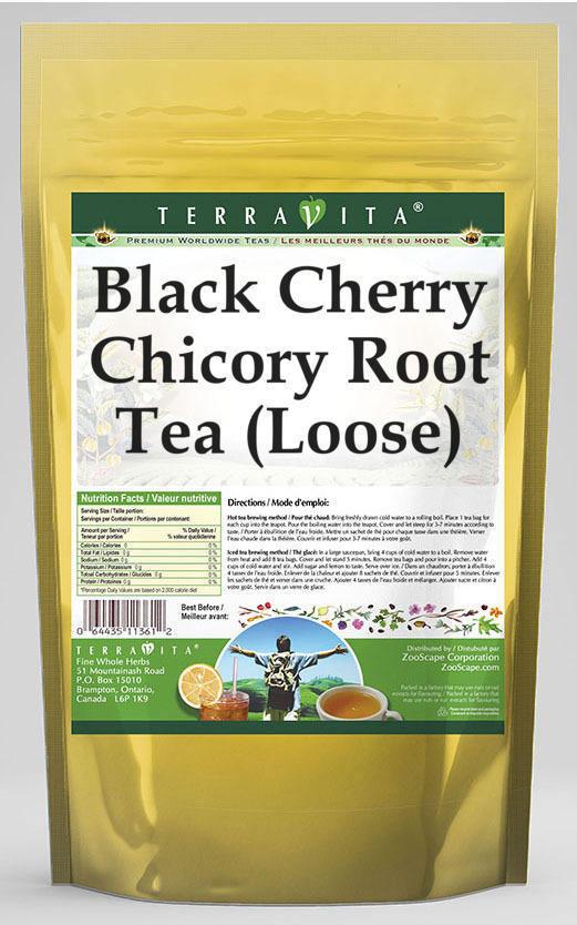 Black Cherry Chicory Root Tea (Loose)