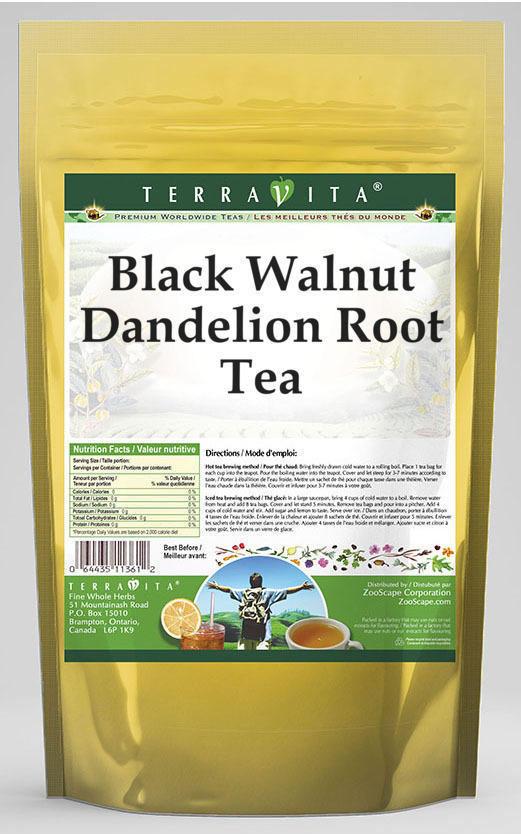 Black Walnut Dandelion Root Tea