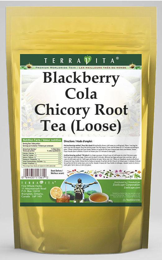 Blackberry Cola Chicory Root Tea (Loose)