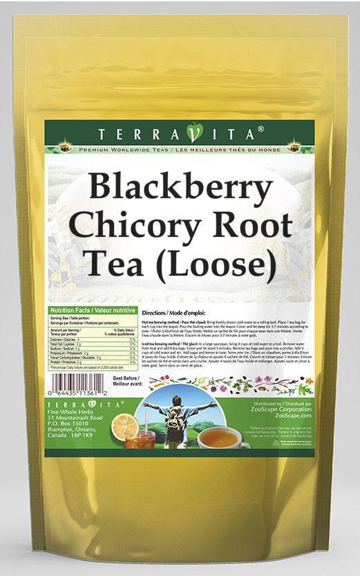 Blackberry Chicory Root Tea (Loose)