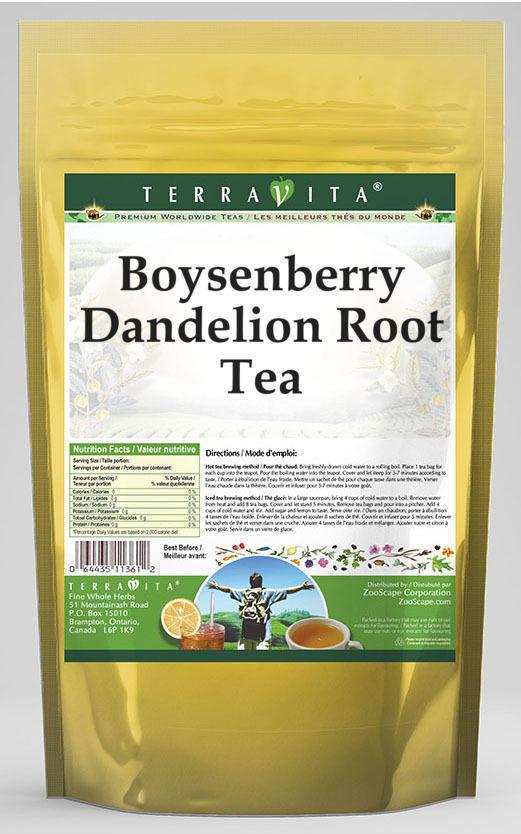 Boysenberry Dandelion Root Tea