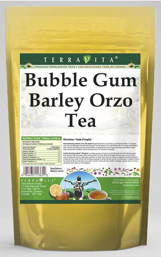 Bubble Gum Barley Orzo Tea