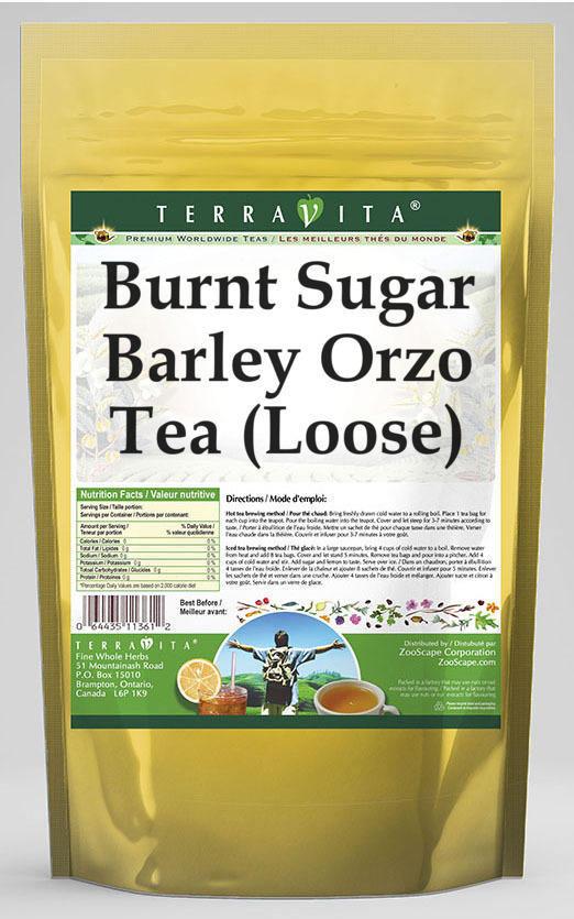 Burnt Sugar Barley Orzo Tea (Loose)