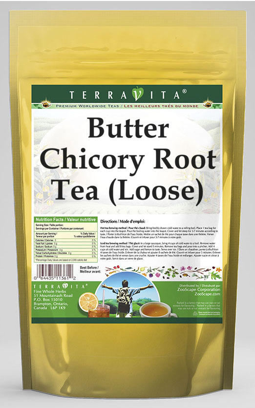 Butter Chicory Root Tea (Loose)
