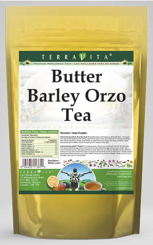 Butter Barley Orzo Tea