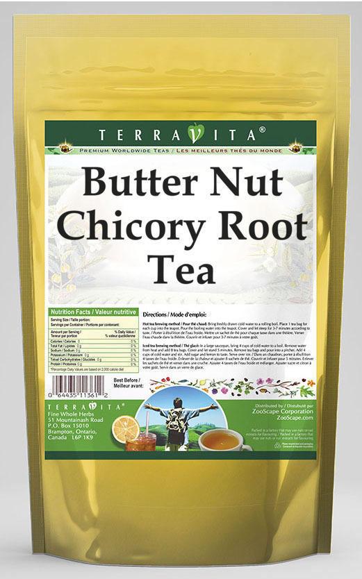 Butter Nut Chicory Root Tea
