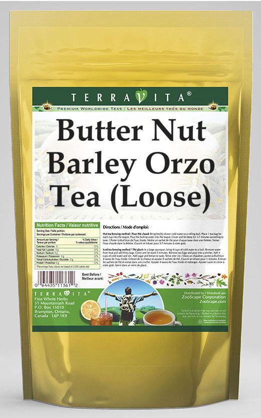 Butter Nut Barley Orzo Tea (Loose)