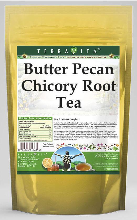 Butter Pecan Chicory Root Tea
