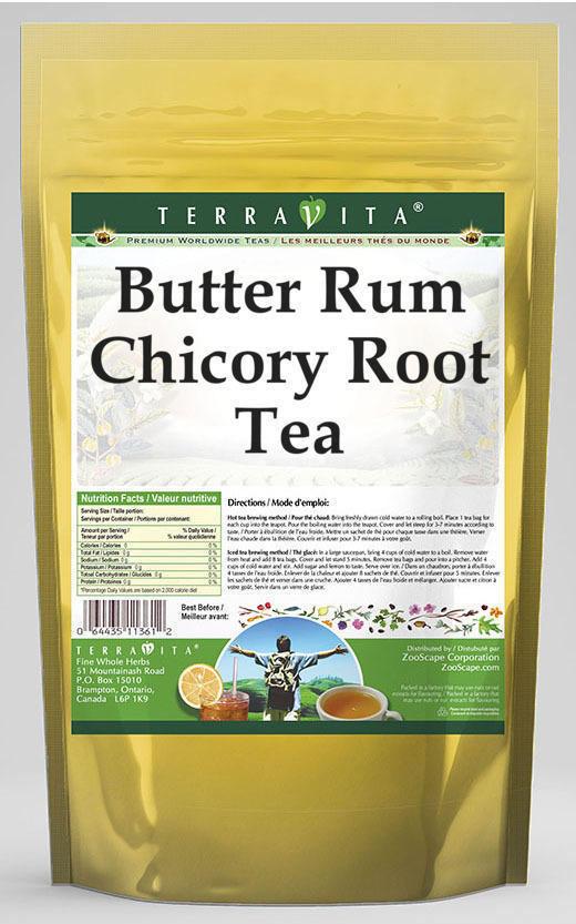 Butter Rum Chicory Root Tea