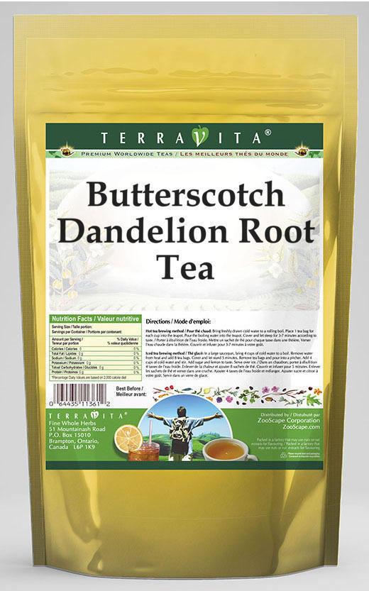 Butterscotch Dandelion Root Tea