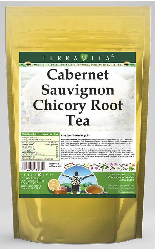 Cabernet Sauvignon Chicory Root Tea