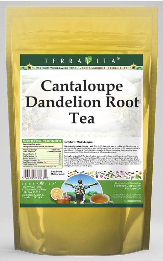 Cantaloupe Dandelion Root Tea