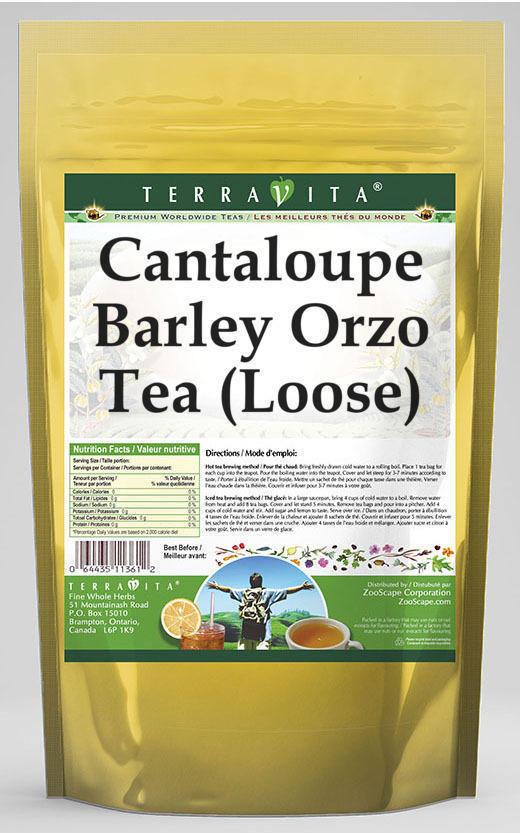Cantaloupe Barley Orzo Tea (Loose)