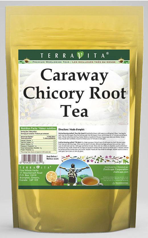Caraway Chicory Root Tea