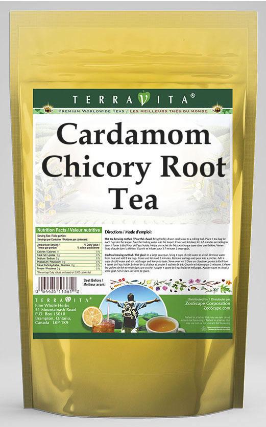 Cardamom Chicory Root Tea