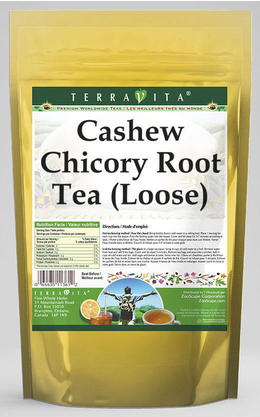 Cashew Chicory Root Tea (Loose)