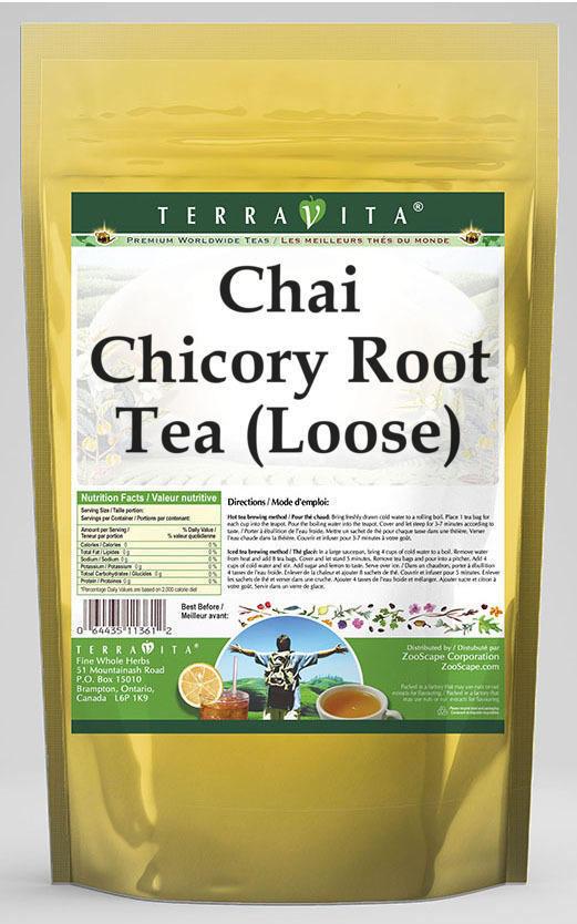 Chai Chicory Root Tea (Loose)