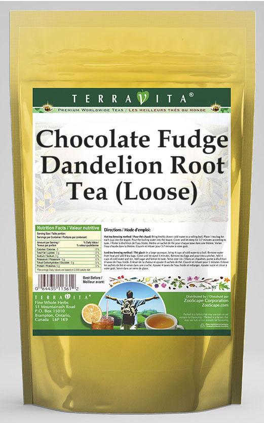 Chocolate Fudge Dandelion Root Tea (Loose)