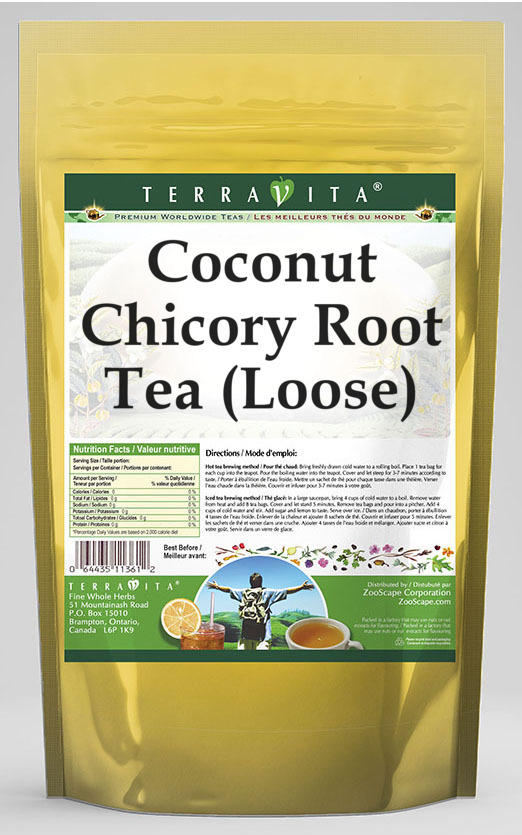 Coconut Chicory Root Tea (Loose)