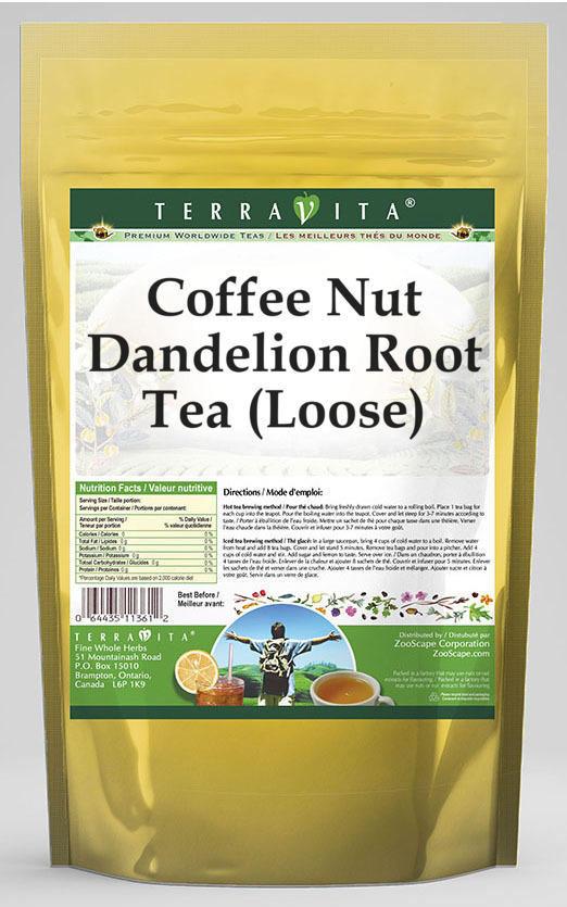 Coffee Nut Dandelion Root Tea (Loose)