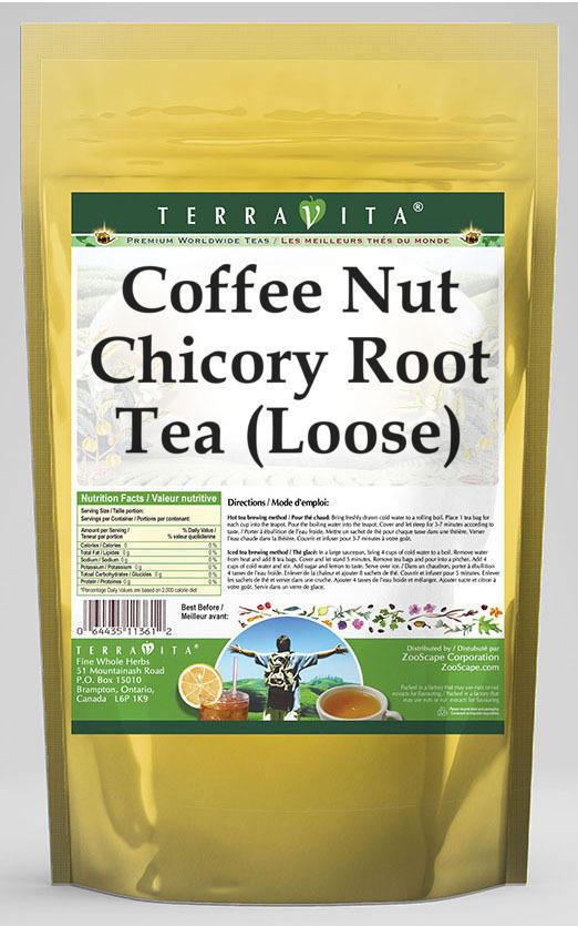 Coffee Nut Chicory Root Tea (Loose)