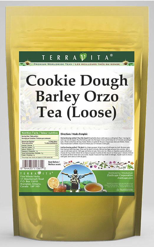 Cookie Dough Barley Orzo Tea (Loose)