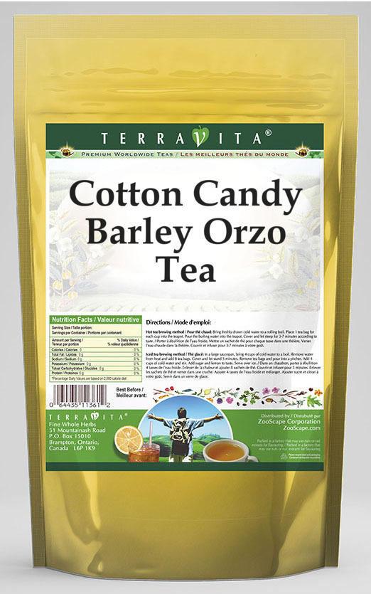 Cotton Candy Barley Orzo Tea