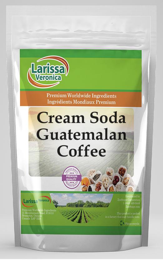 Cream Soda Guatemalan Coffee