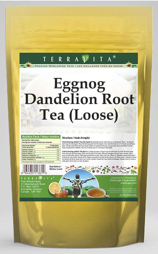 Eggnog Dandelion Root Tea (Loose)