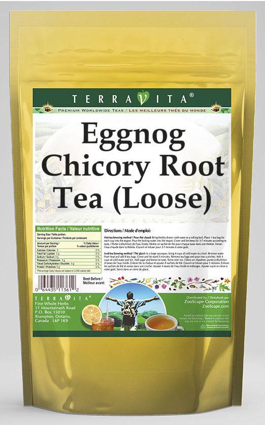 Eggnog Chicory Root Tea (Loose)