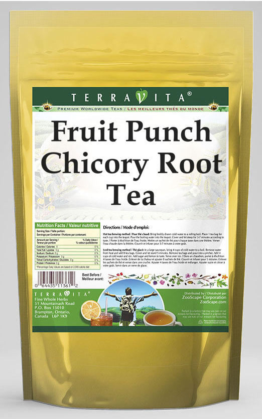 Fruit Punch Chicory Root Tea