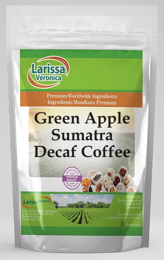 Green Apple Sumatra Decaf Coffee