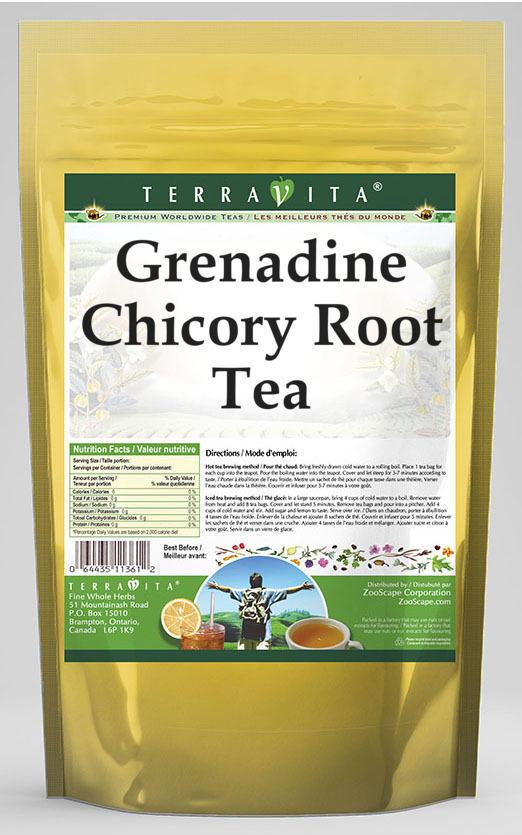 Grenadine Chicory Root Tea