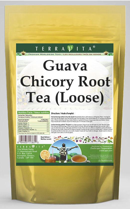 Guava Chicory Root Tea (Loose)