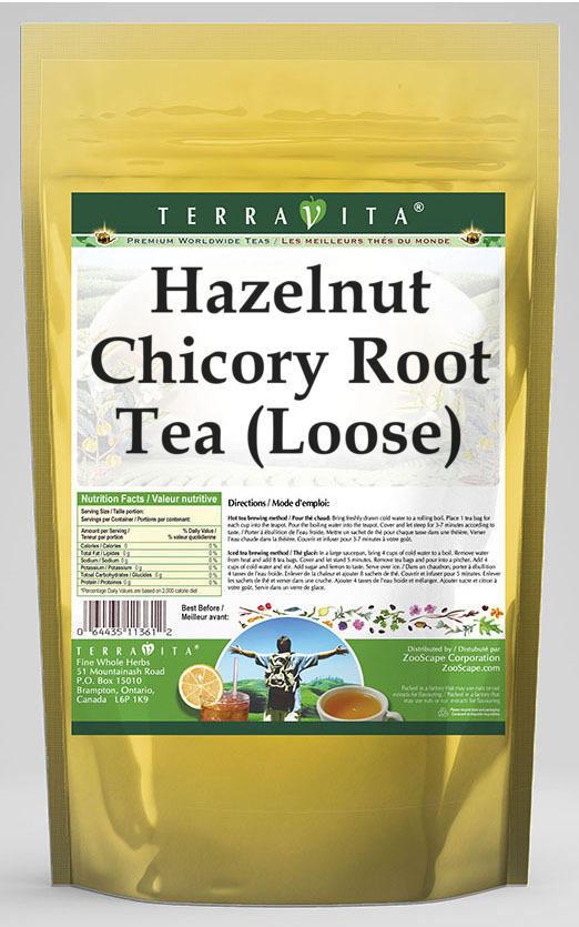 Hazelnut Chicory Root Tea (Loose)