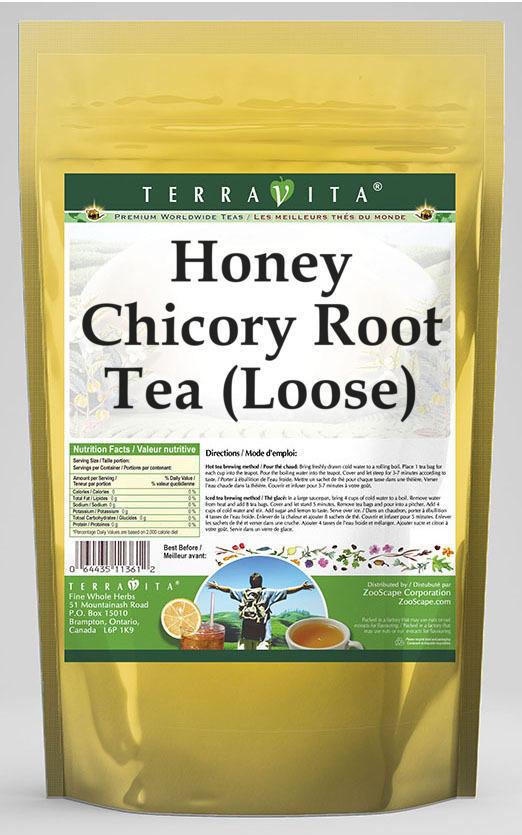 Honey Chicory Root Tea (Loose)