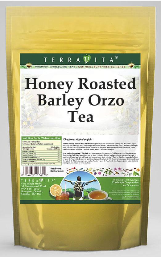 Honey Roasted Barley Orzo Tea