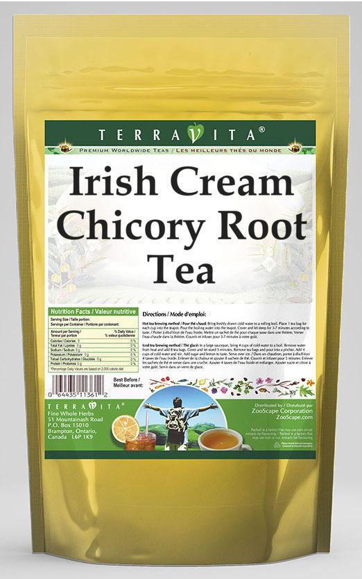 Irish Cream Chicory Root Tea