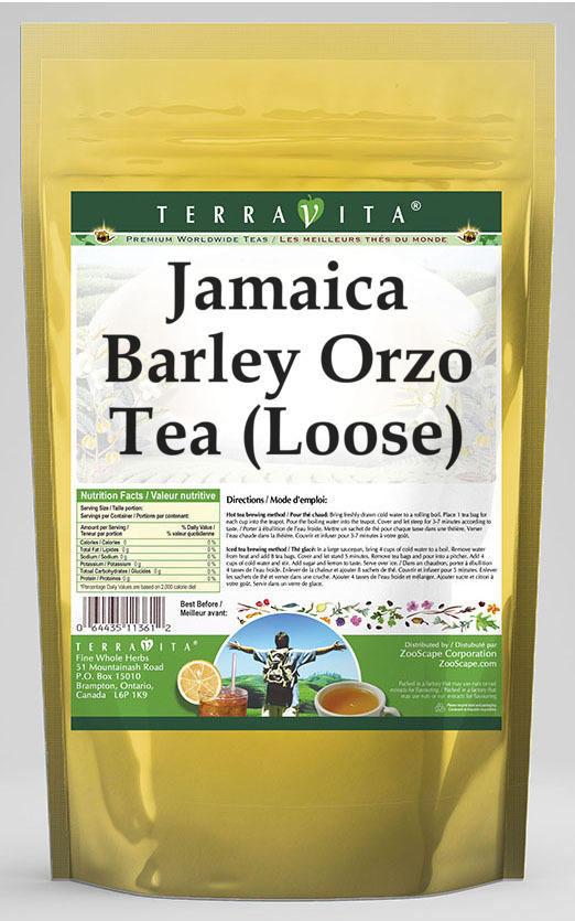 Jamaica Barley Orzo Tea (Loose)