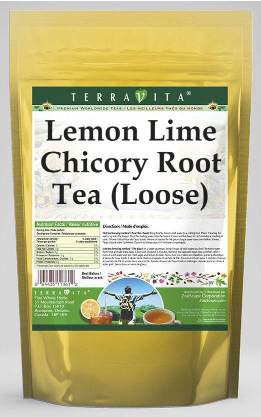 Lemon Lime Chicory Root Tea (Loose)