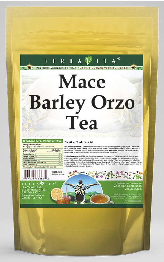 Mace Barley Orzo Tea