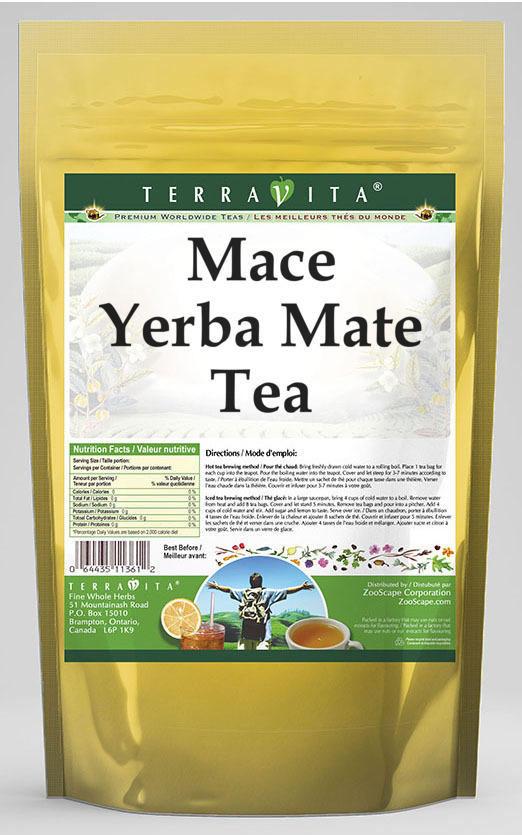 Mace Yerba Mate Tea