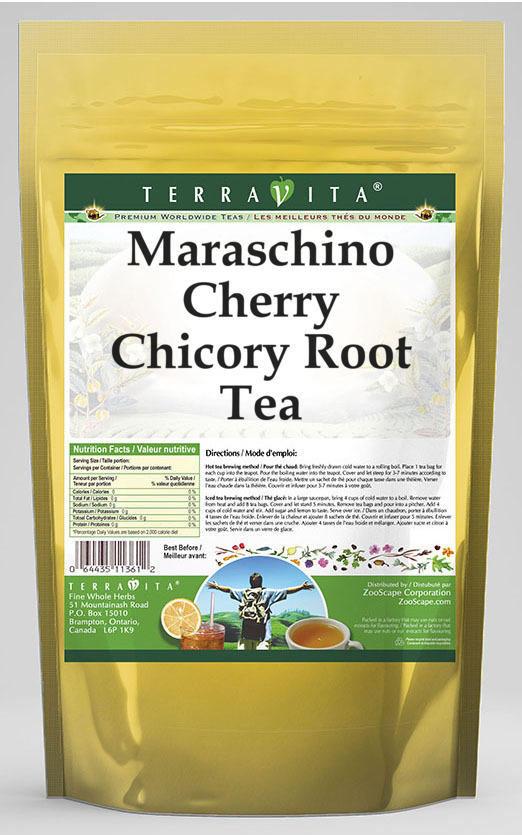 Maraschino Cherry Chicory Root Tea