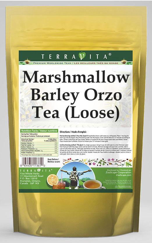 Marshmallow Barley Orzo Tea (Loose)