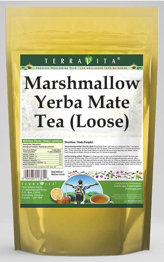Marshmallow Yerba Mate Tea (Loose)
