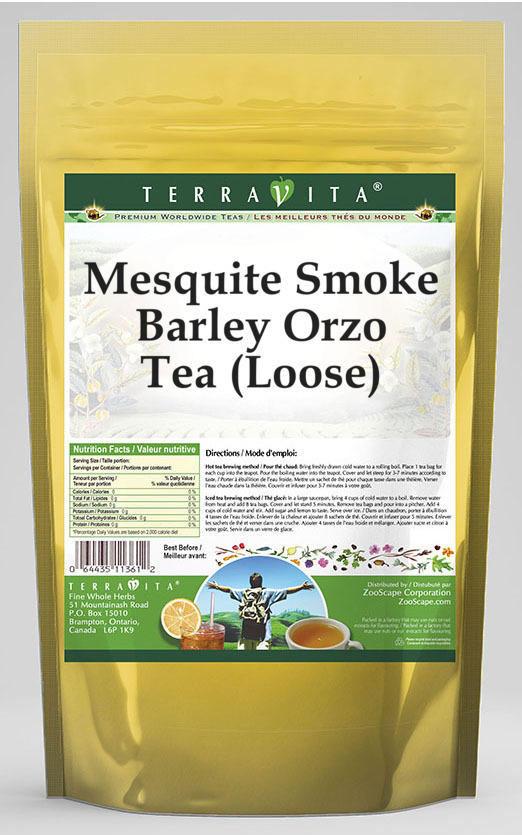 Mesquite Smoke Barley Orzo Tea (Loose)