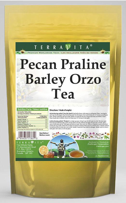 Pecan Praline Barley Orzo Tea